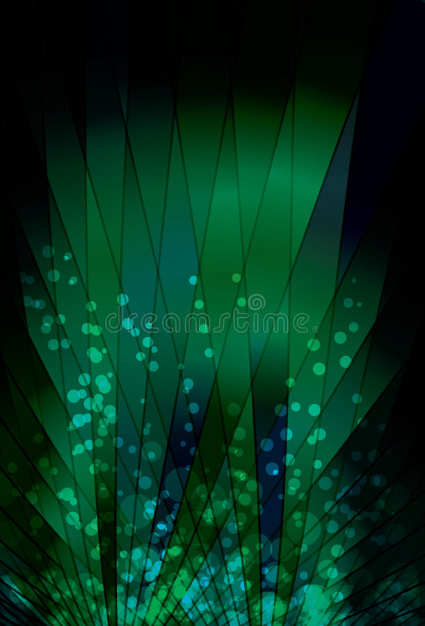 Download Abstract Underwater Background Stock Vector - Illustration of sparkle, line: 15553993