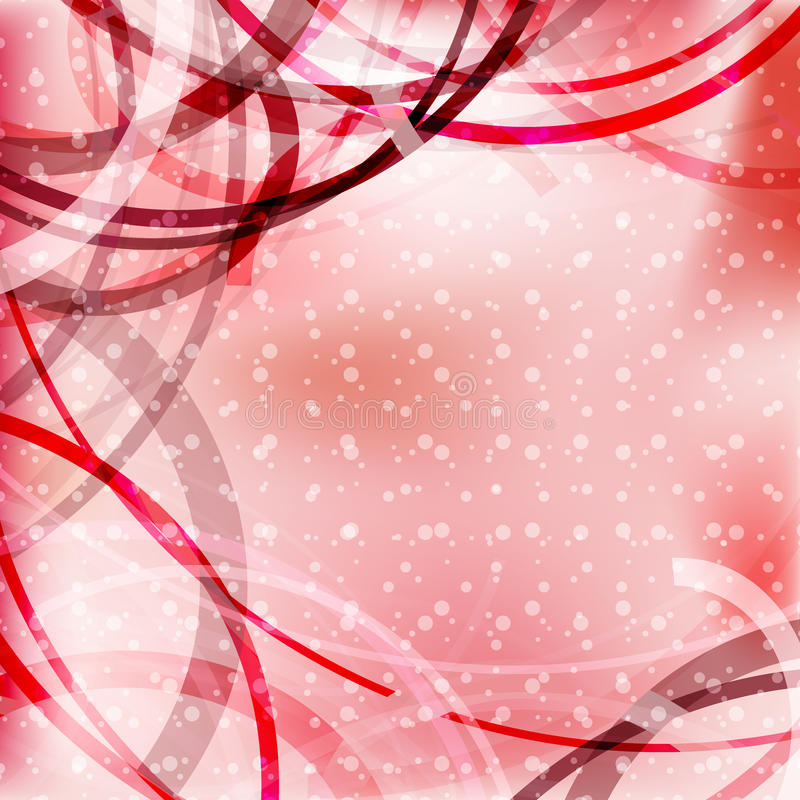 Abstract valentine royalty free stock image