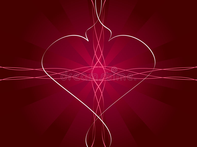 Download Abstract Valentine's Day Background Stock Illustration - Illustration: 5194926