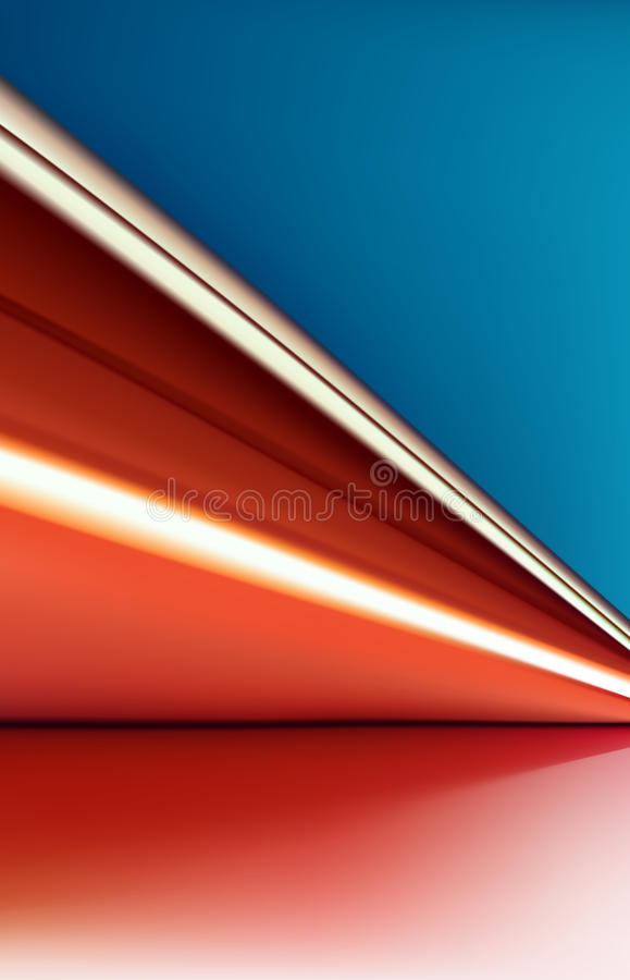 Abstract vector background royalty free illustration