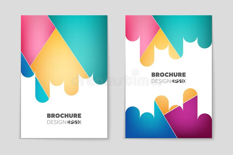 Abstract vector layout background for web and mobile app, art template design, list, page, mockup brochure theme style. Banner, idea, cover, booklet, print vector illustration