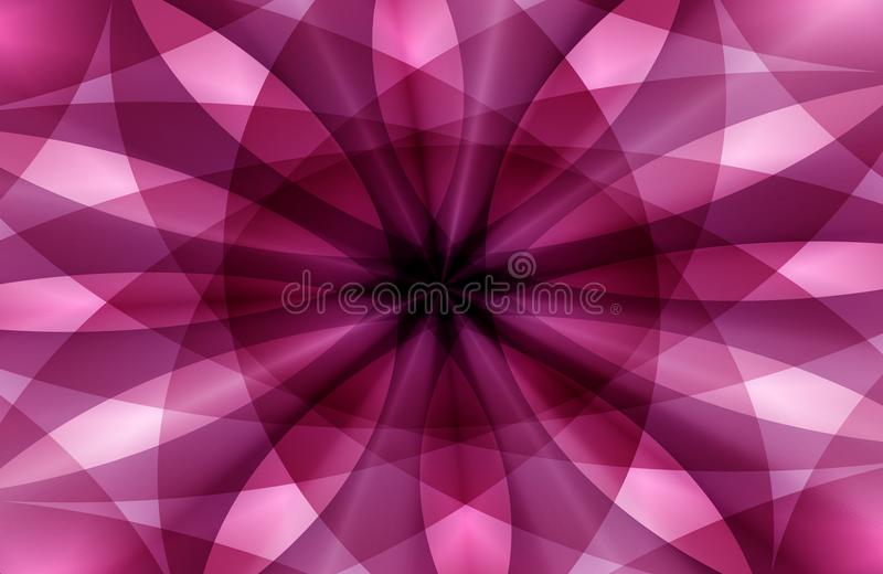 Abstract vector multicolored shaded wavy background with bubbles ,wallpaper, vector illustration, royalty free illustration