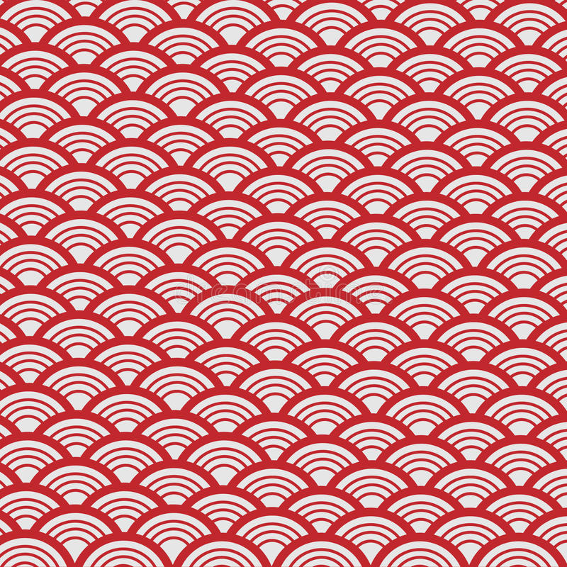 Abstract Vector Retro Patroon royalty-vrije stock foto