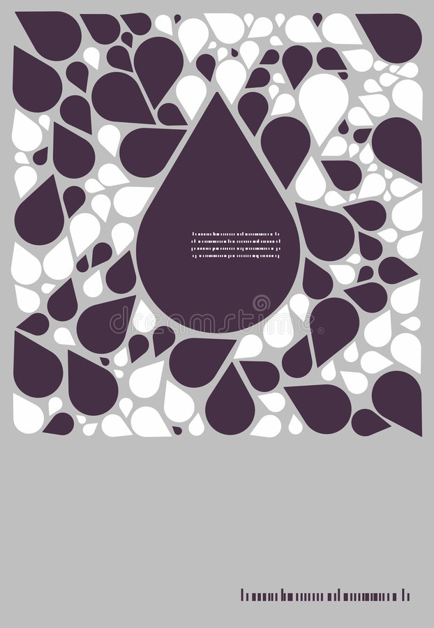 Download Abstract Vector Retro Poster Stock Vector - Image: 9302788