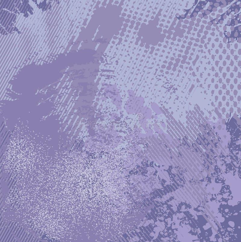 Abstract vector wallpaper royalty free illustration