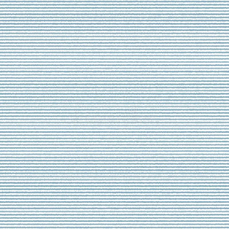 Abstract Vector Wallpaper With Strips. Abstract vector wallpaper with horizaontal blue strips. Seamless colored background. Geometric pattern stock illustration