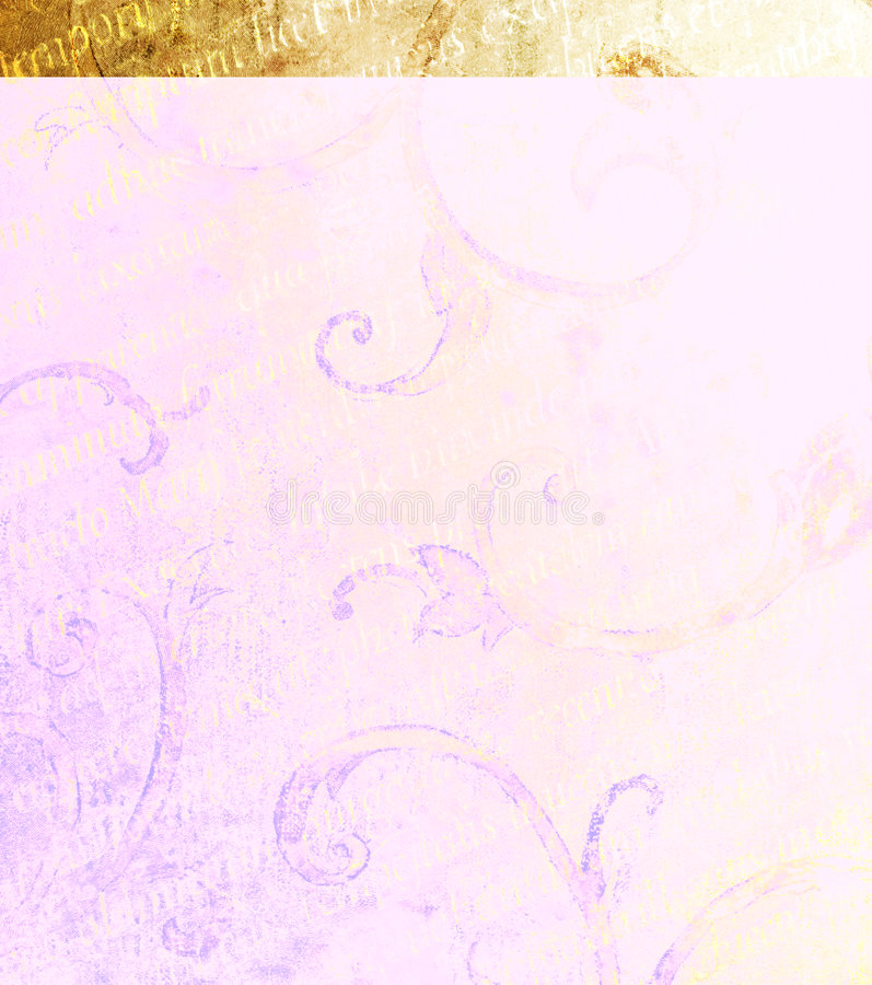 Abstract vintage background. Picture of an Abstract vintage background stock photo