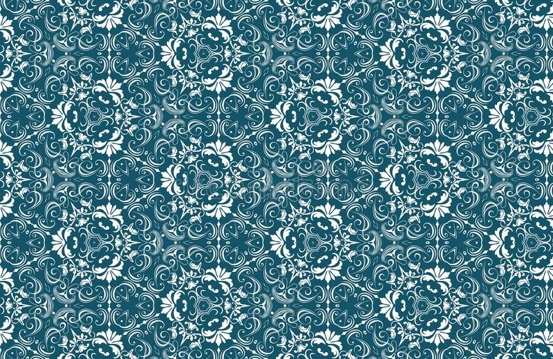 abstract vintage patterns background wallpaper stock image