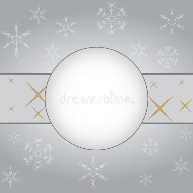 Download Abstract Vintage Winter Background Stock Vector - Image: 26832206