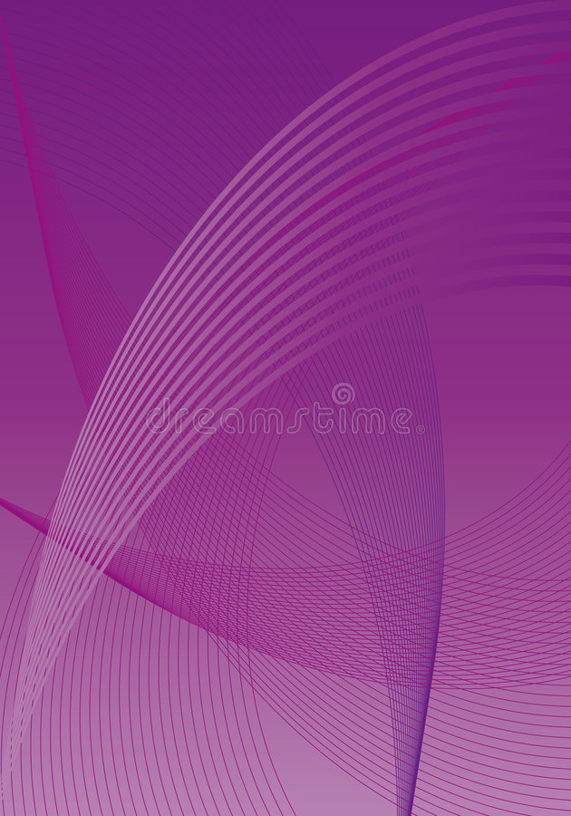 Abstract violet stock photo