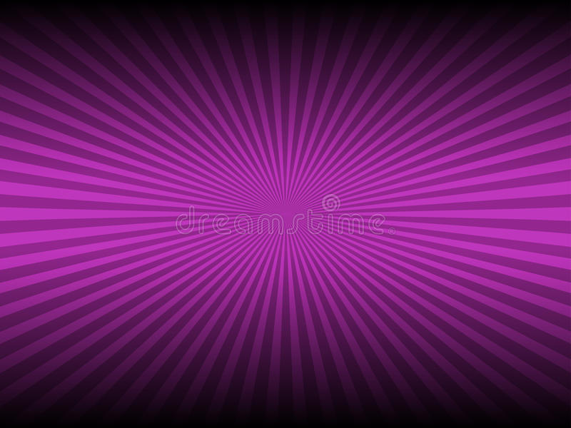 Abstract violet color and line glowing background royalty free illustration
