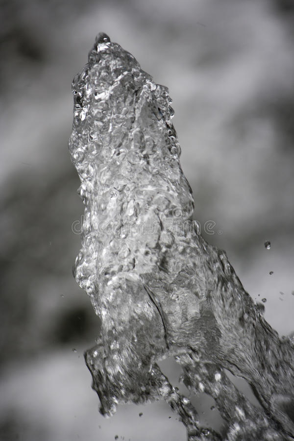 Abstract water stock afbeelding