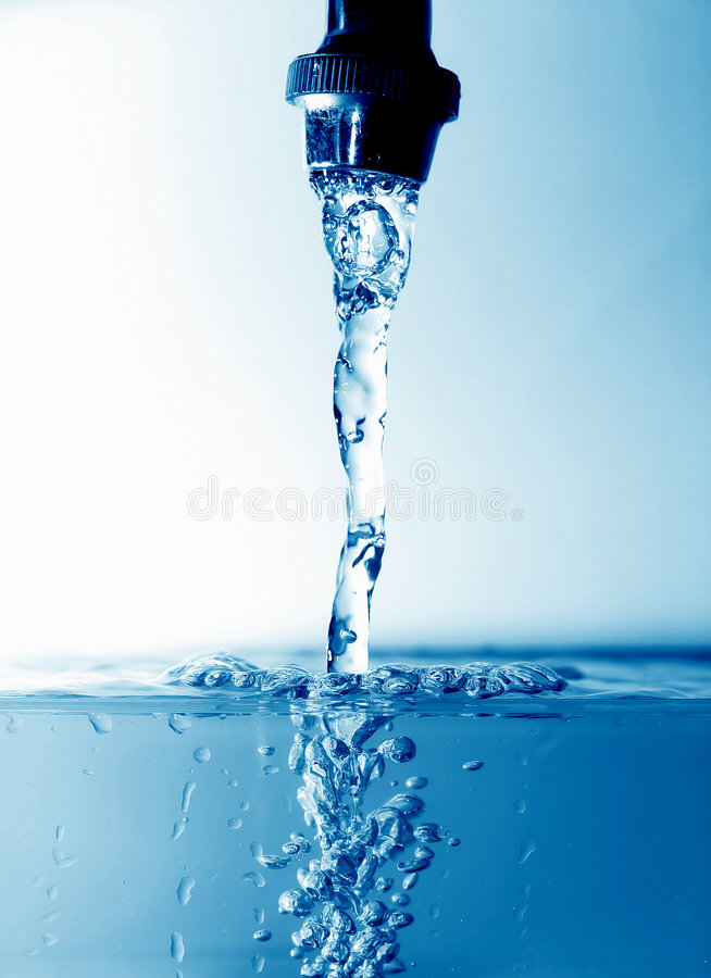 Abstract water world royalty free stock photos