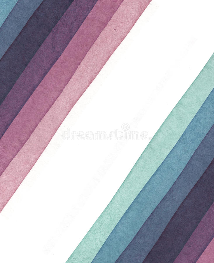 Abstract watercolor Background vector illustration