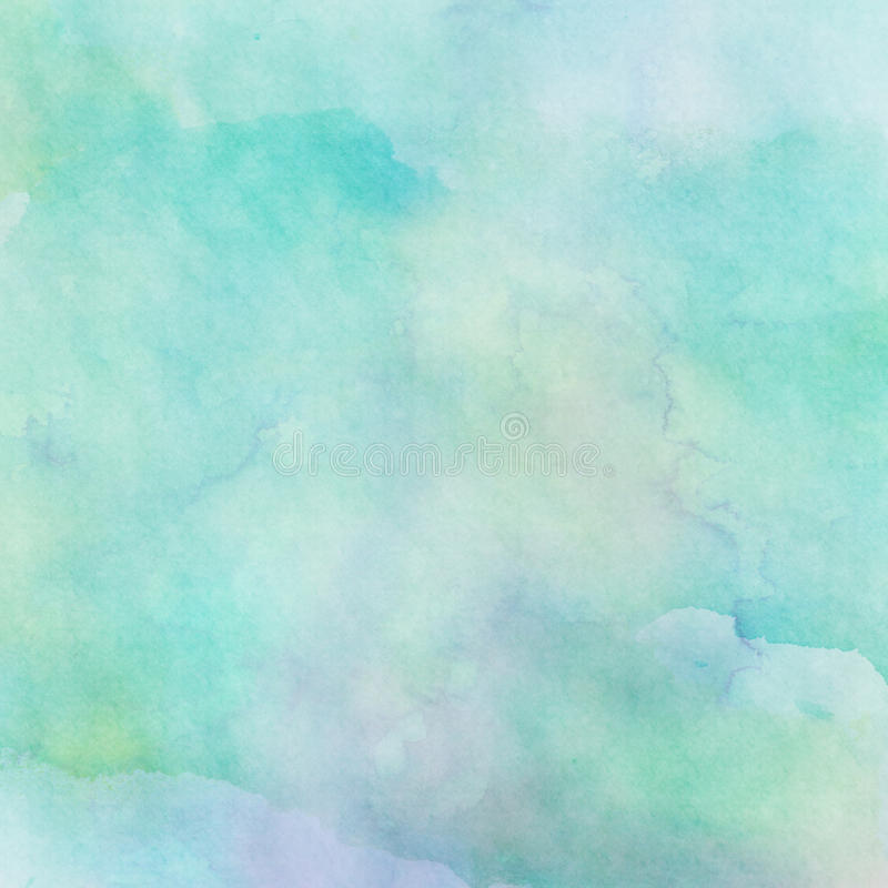 Free Abstract Watercolor Background Royalty Free Stock Photo - 39411635