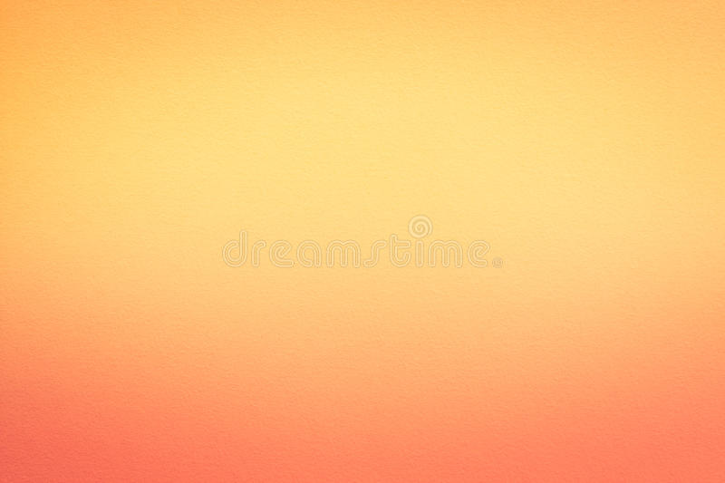 Abstract Watercolor Background Paper Yellow, Orange. royalty free stock photos