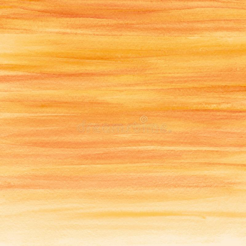 Abstract watercolor orange background. Watercolor paint. Watercolor texture stock photos
