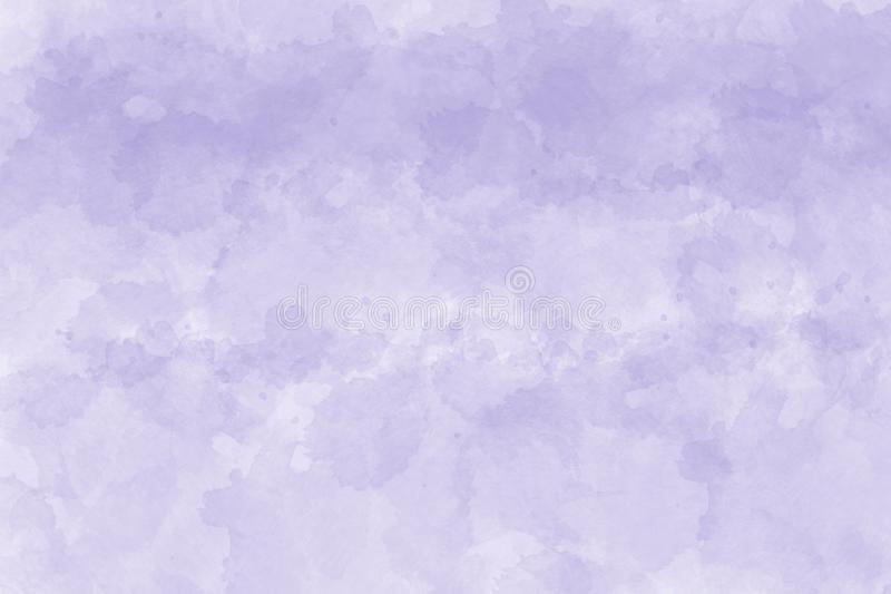 Abstract watercolor purple background . stock images