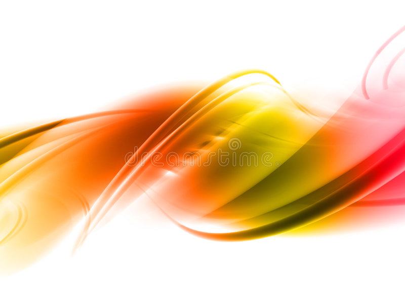Download Abstract wave stock illustration. Image of presentation - 4104566