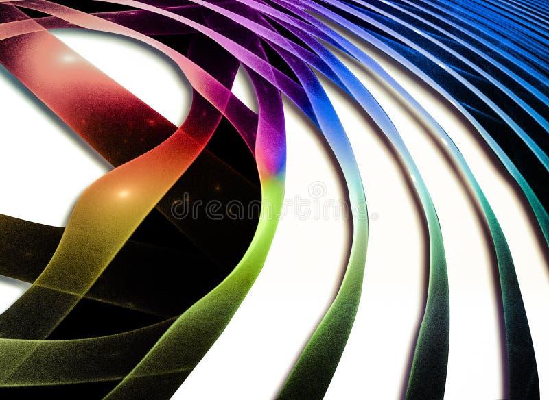 Download Abstract Wave. Fantastic Colorful Fractal Design Stock Image - Image of fractal, symmetry: 68784181
