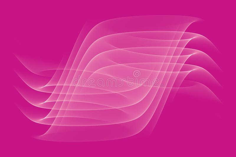 Abstract waves royalty free stock image