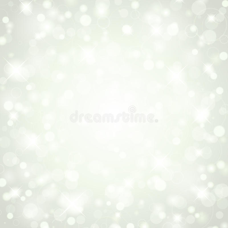 Abstract white background. Abstract off-white background with glowing white dots or spots