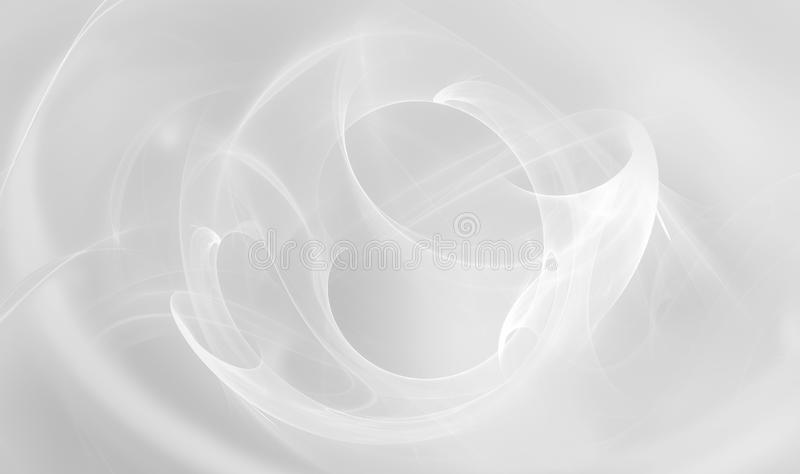 Abstract white background stock image