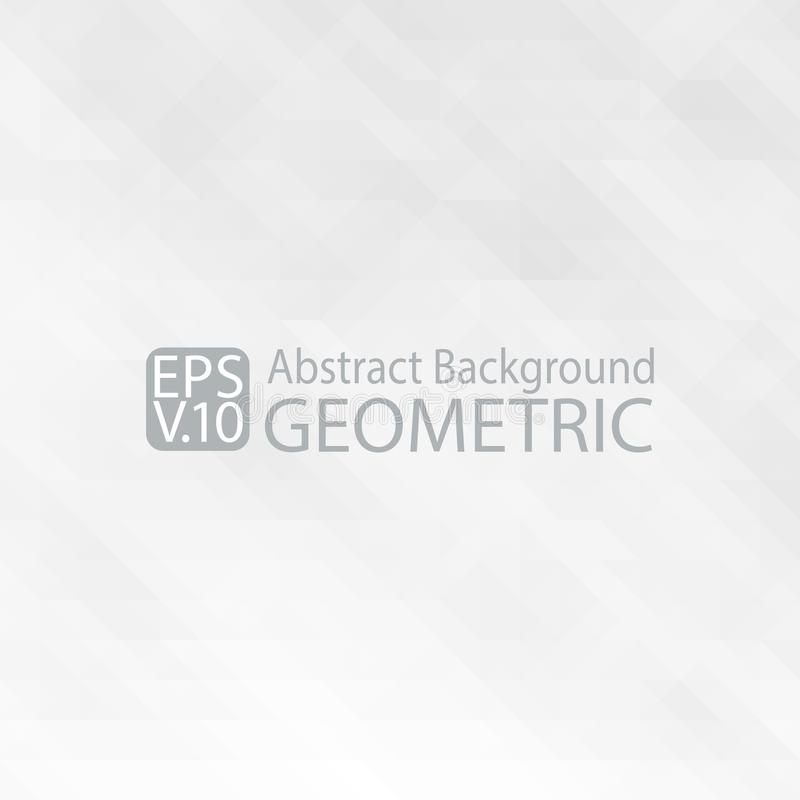 Abstract white background. Vector stock image