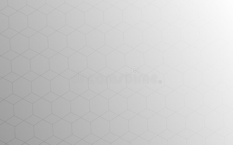 Abstract white black gray color lines background. corporate technology modern design. pattern geometric style. vector Illustration royalty free illustration