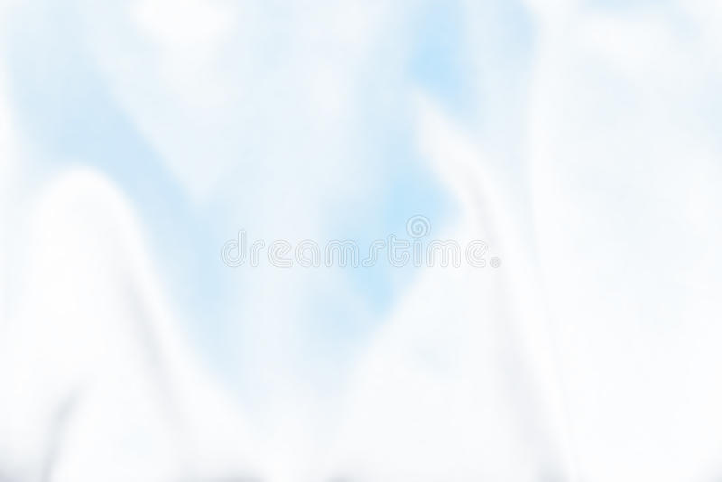 Abstract white and blue ripple background royalty free stock photos