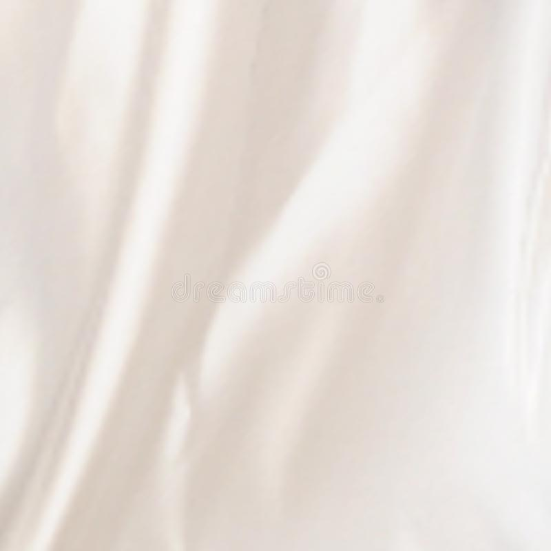 Abstract white blurred background. Vector illustration royalty free stock images