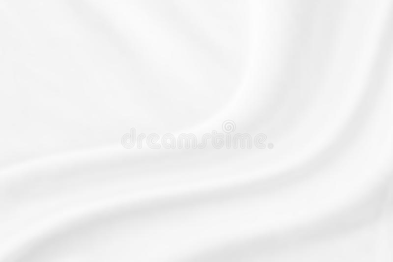 White fabric cloth texture blur background. Abstract white fabric cloth texture blur background stock images