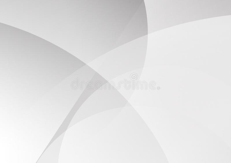 Abstract white and gray color technology modern background design vector Illustration vector illustration
