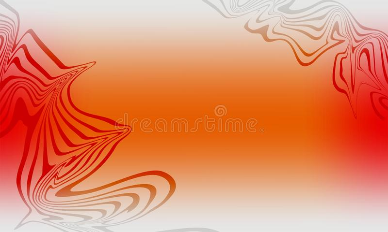 Abstract white  and red  blur texture wallpaper   background. Abstract white and red      texture background any cover lovely print or official background vector illustration
