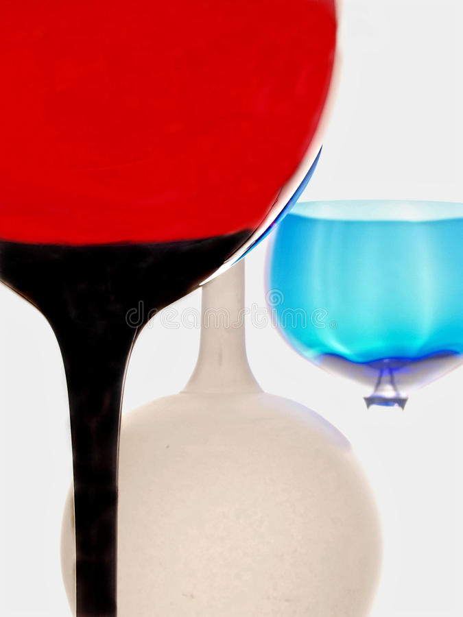 Abstract Wine Background Design royalty free stock images