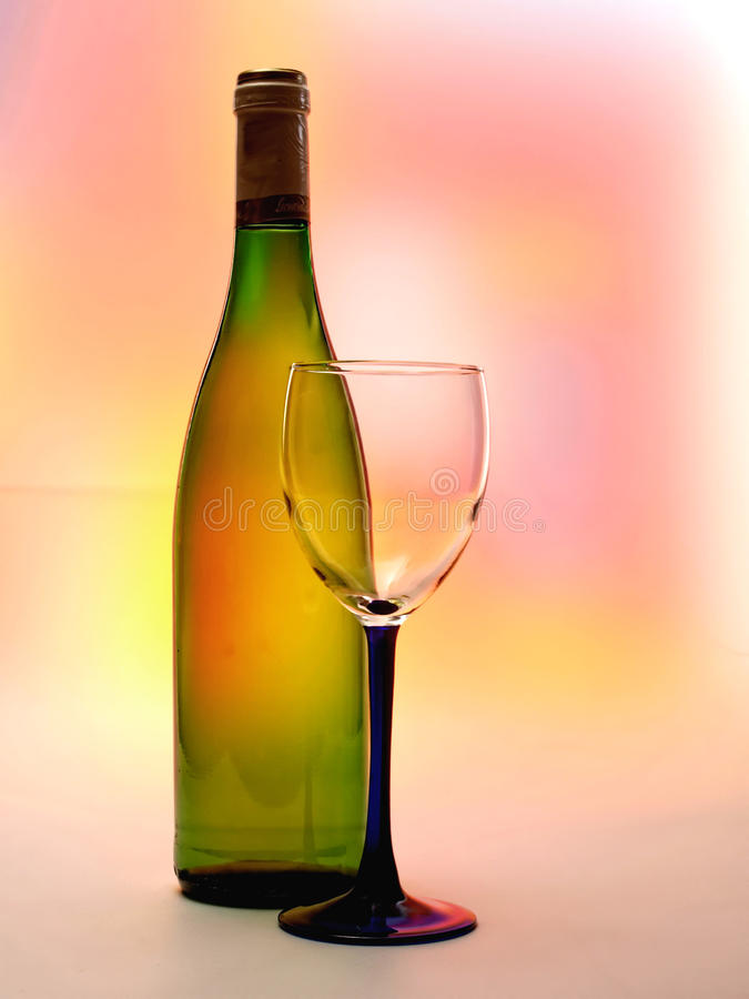 Abstract Wine Background Design stock images