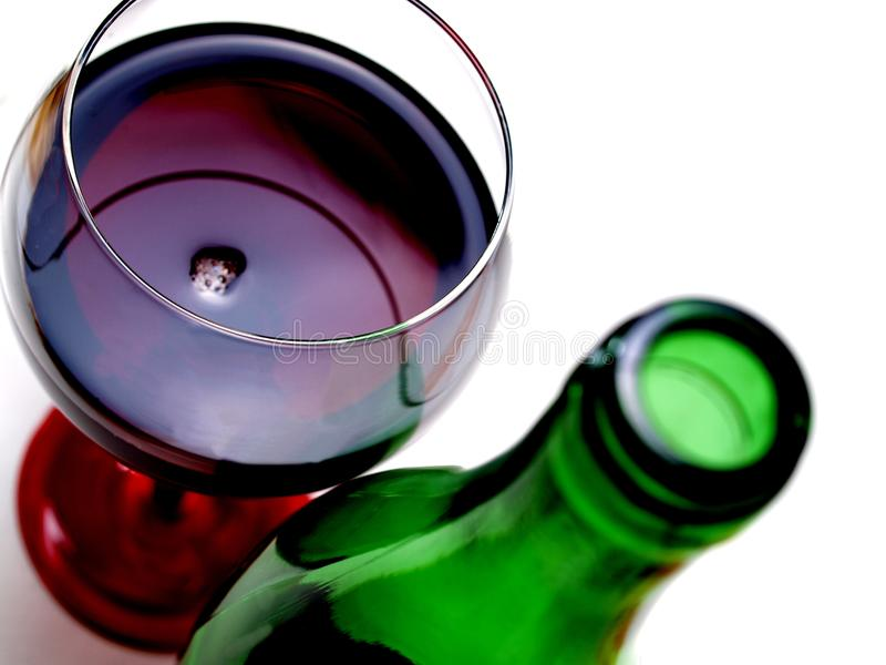Download Abstract Wine Glassware stock image. Image of drink, alcohol - 16403657
