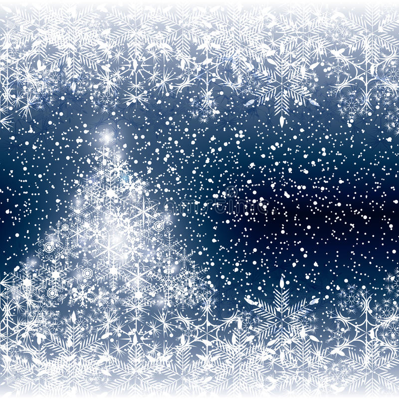 Download Abstract winter background stock vector. Illustration of glint - 26832229