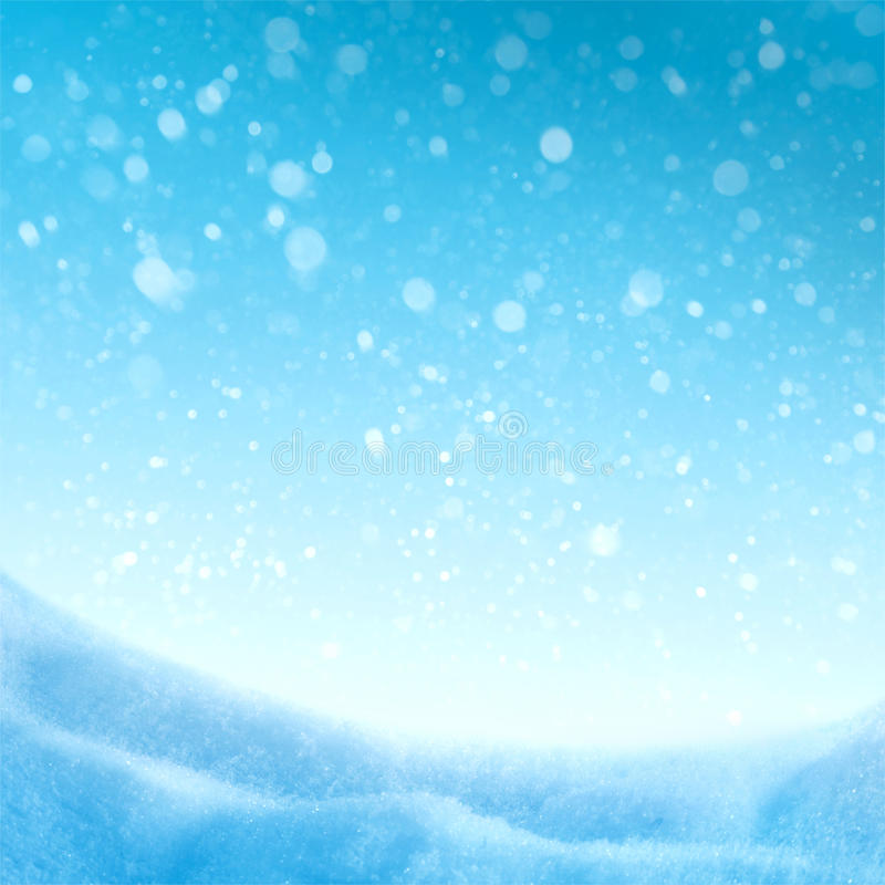 Abstract winter background stock images