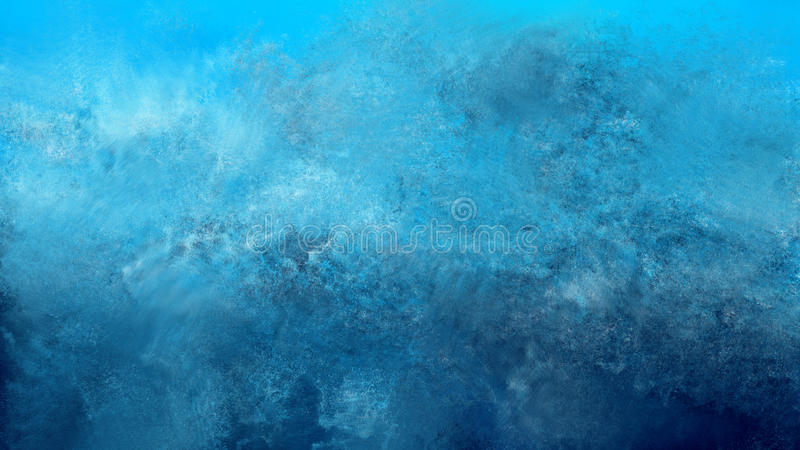 Abstract Winter background & textured vector illustration