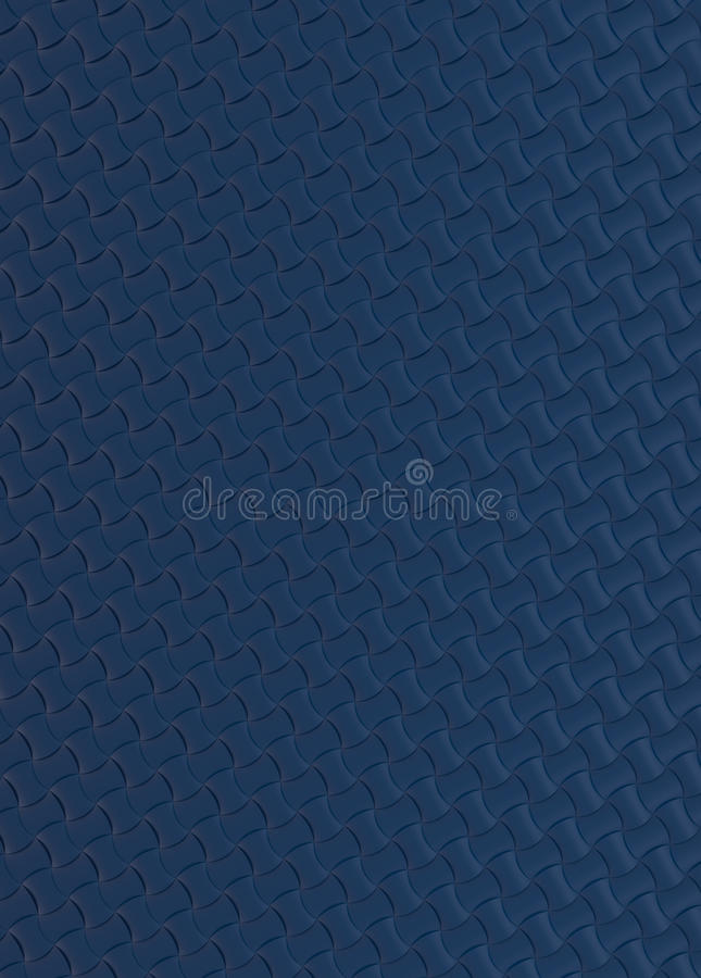Abstract woven texture royalty free illustration