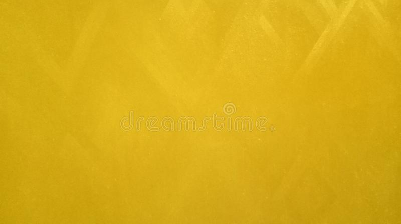 Abstract yelllow paper smooth triangles texture reflected on paper background wallpaper. Abstract yellow paper smooth triangles texture reflected on paper stock illustration