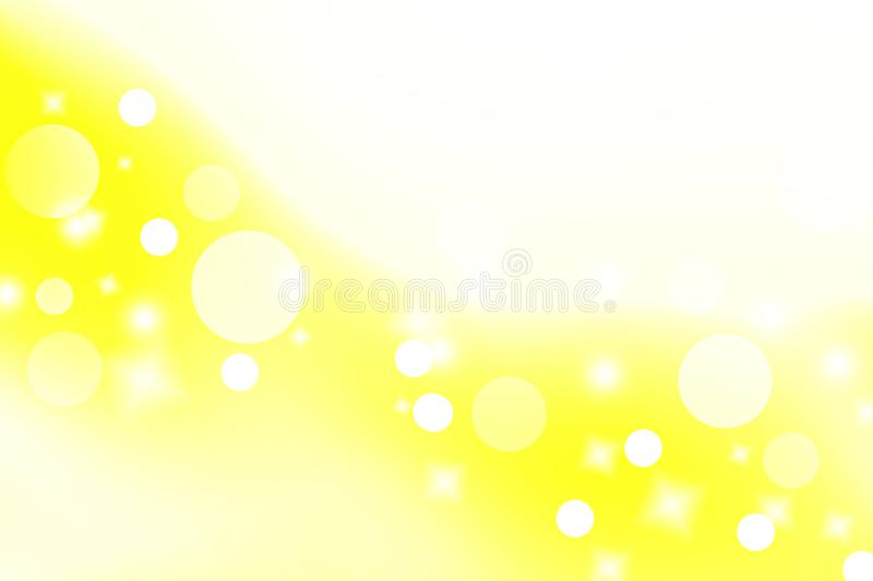 Abstract yellow background. Warm color tone background. Concept royalty free stock image