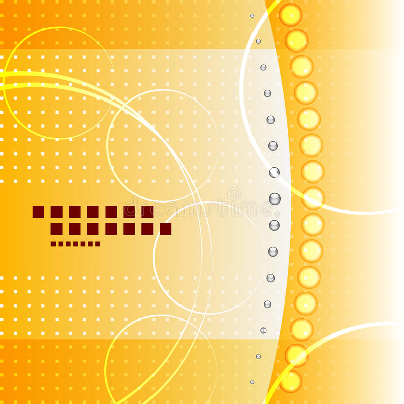 Download Abstract Yellow Corporate Background Royalty Free Stock Images - Image: 20964279