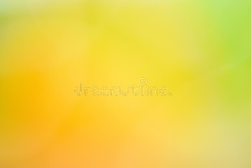 abstract yellow green from nature blur texture background stock images