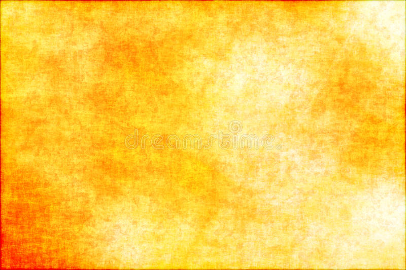 Abstract yellow grunge background. An abstract yellow and red grunge vintage background. Can be also used as a wallpaper stock photo
