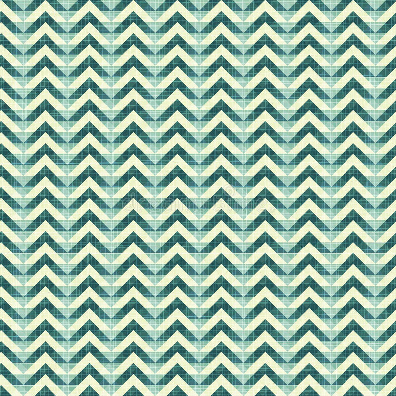 Abstract zigzag textile seamless pattern