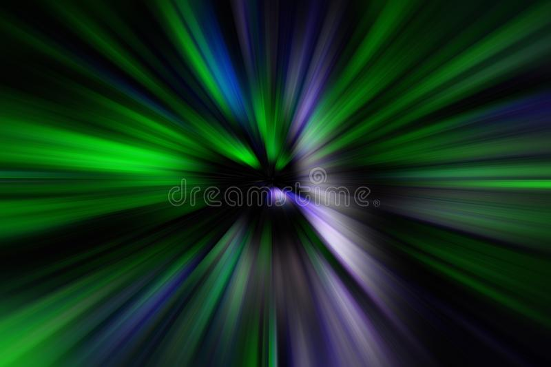 Abstract zoom blur effect for background royalty free stock photos