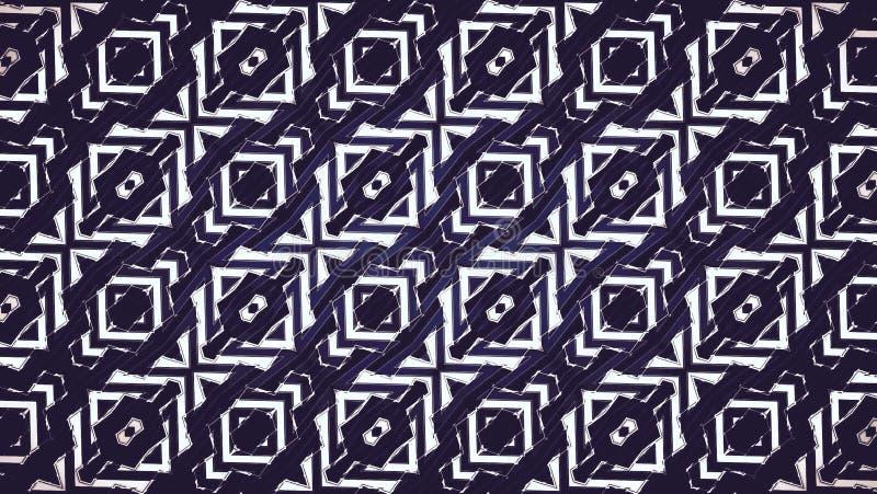 Download Abstract Zwart-wit Geometrisch Patroon Stock Afbeelding - Afbeelding bestaande uit geometrisch, patroon: 54081533