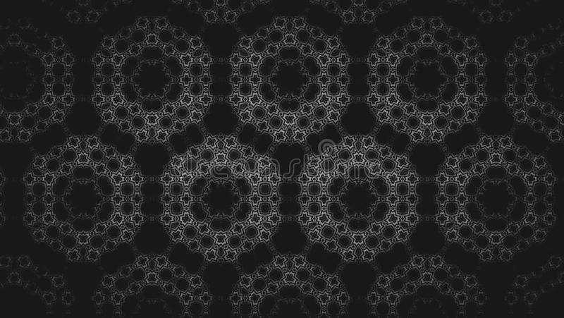 Download Abstract Zwart-wit Geometrisch Patroon Stock Foto - Afbeelding bestaande uit font, zwart: 54081832